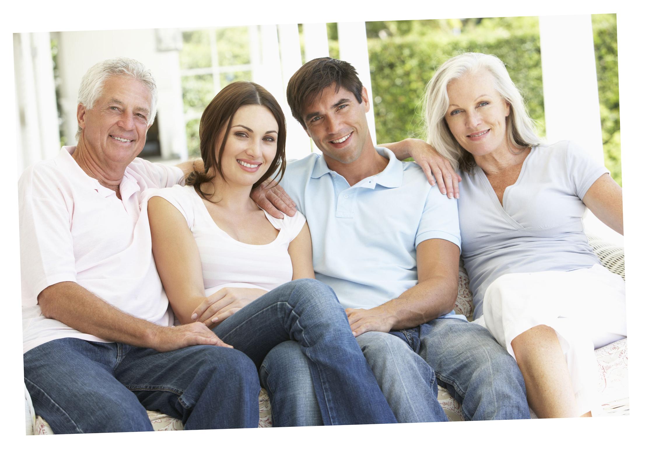 Preserving family relationships in divorce